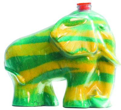 Elephant Bottle (pack of 5)
