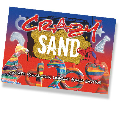Display Poster (Crazy Sand)