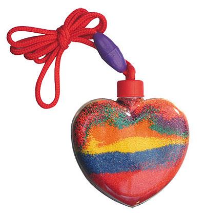 Heart Pendant (Pack of 5)