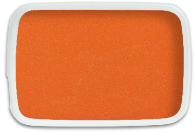 Orange Sand 1 Kilo Bag
